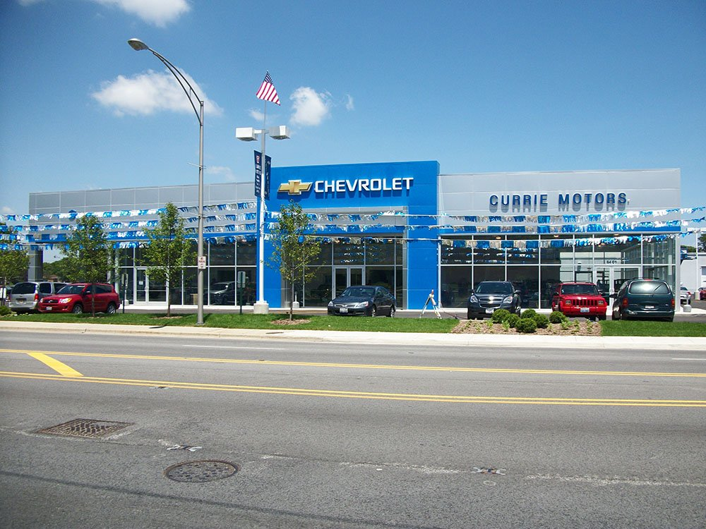 currie motors forest park il